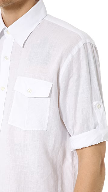 Billy Reid Helton Shirt