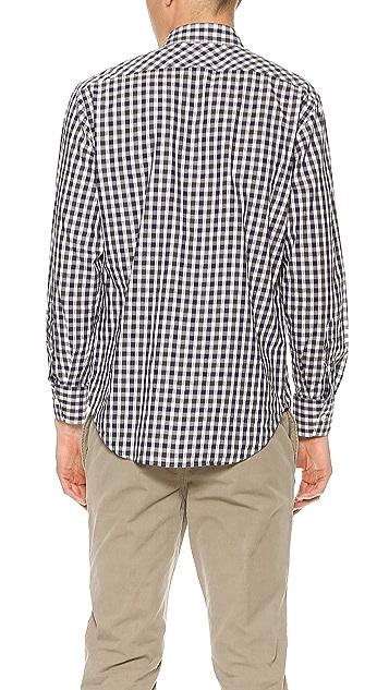 Billy Reid Tuscumbia Sport Shirt