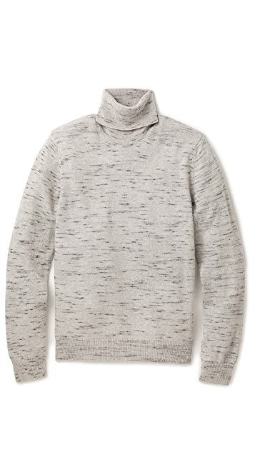 Billy Reid Jaspe Turtleneck