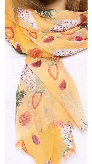 Bindya Шарф Fruit
