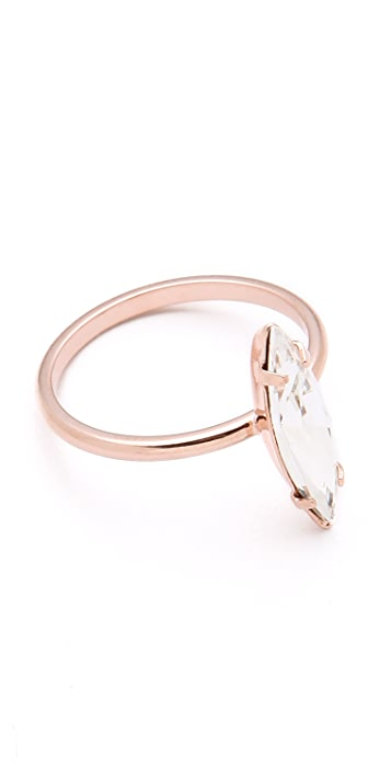 Bing Bang Crystal Shard Ring