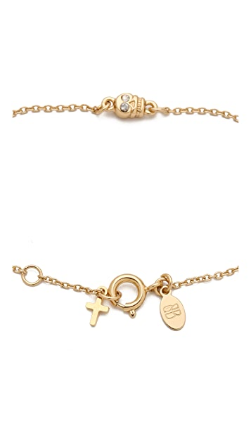 Bing Bang Faith Skull Trinity Bracelet