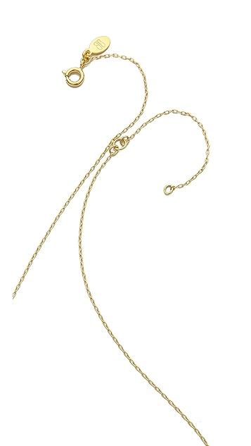 Bing Bang Wing Necklace