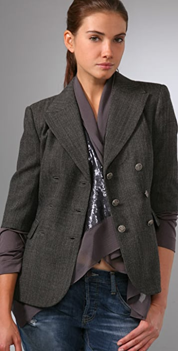 Bird by Juicy Couture Sexton Jacket