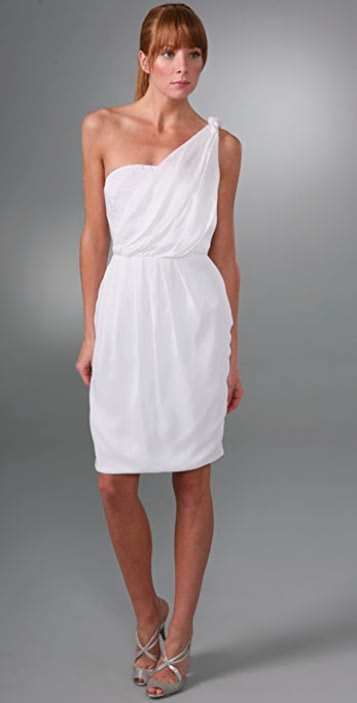 Black Halo Jane Sheath Dress