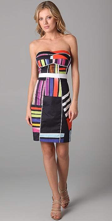 Black Halo Paris Sheath Dress