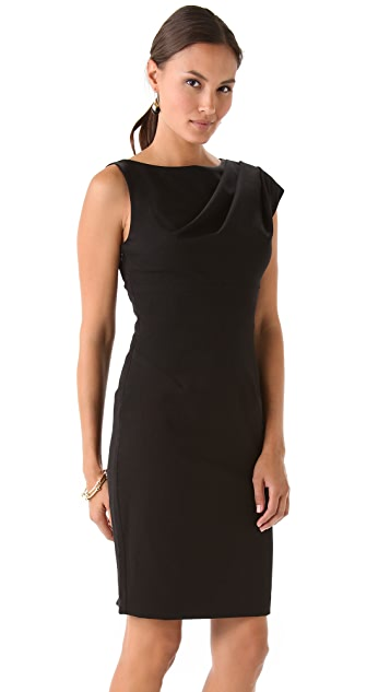 Black Halo Alexander Dress