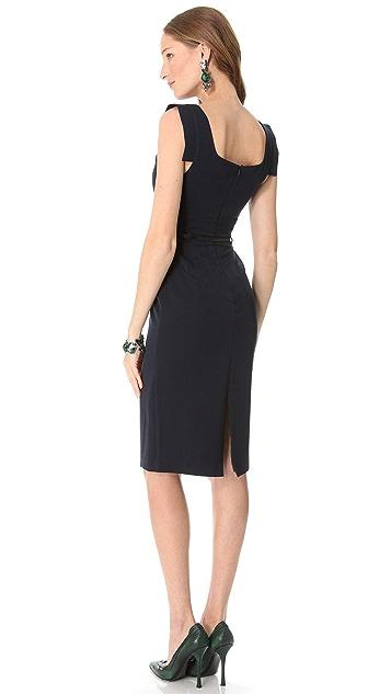 Black Halo Jackie O Dress