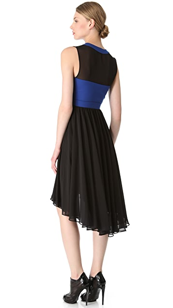 Black Halo Spader Dress