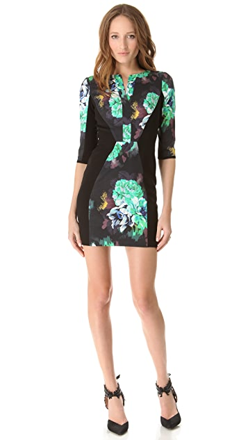 Black Halo Terri Mini Dress
