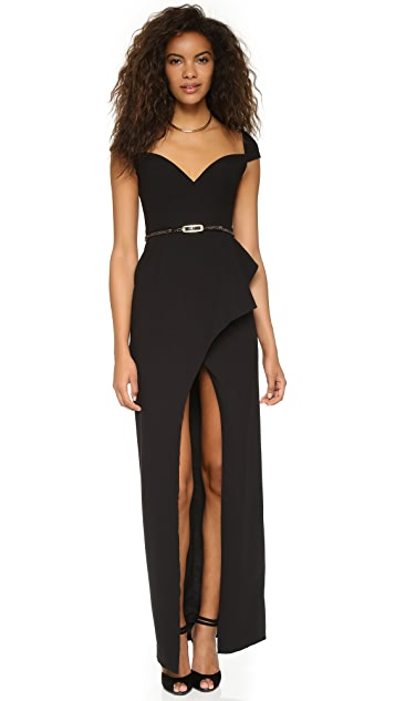 Black Halo Eve Prestige Gown