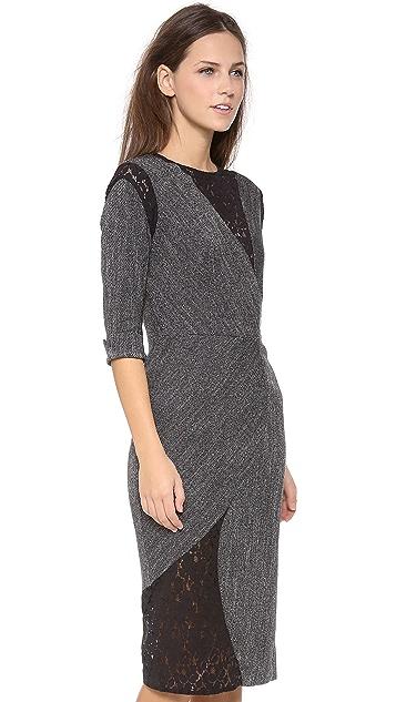 Black Halo Salvatore Sheath Dress
