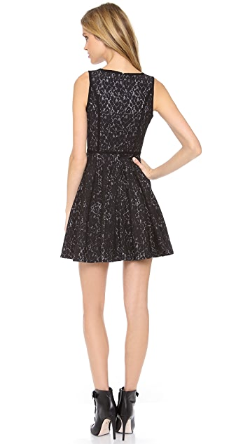 Black Halo Aria Dress