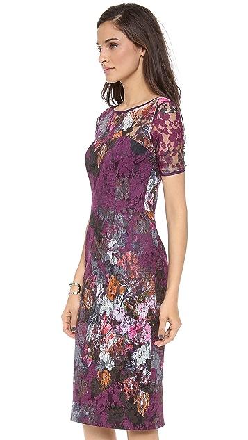 Black Halo Raylyn Sheath Dress