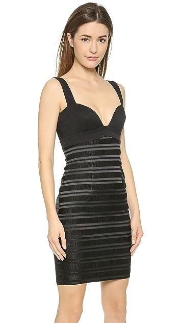 Black Halo Tacoma Sheath Dress