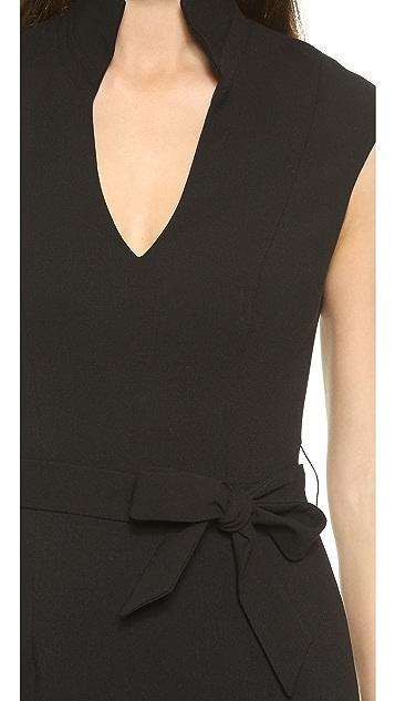 Black Halo Brittan Sheath Dress