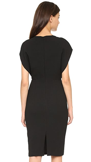 Black Halo Yoomi Sheath Dress