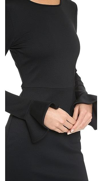 Black Halo Hampton Dress