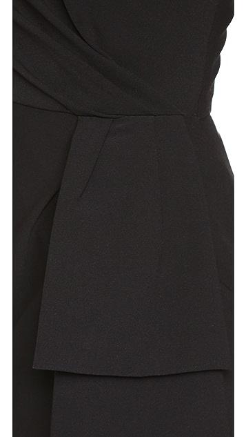 Black Halo Angelica Dress