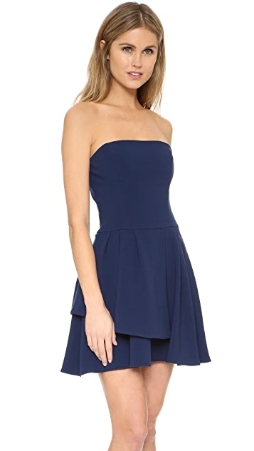 Black Halo Rydell Mini Dress