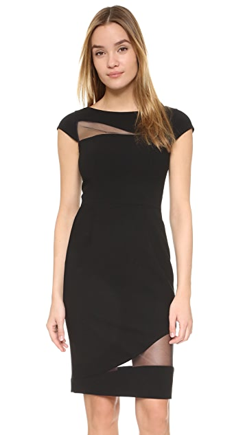 Black Halo Remi Sheath Dress