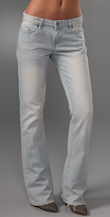 Blank Denim Relaxed Boot Cut Jeans