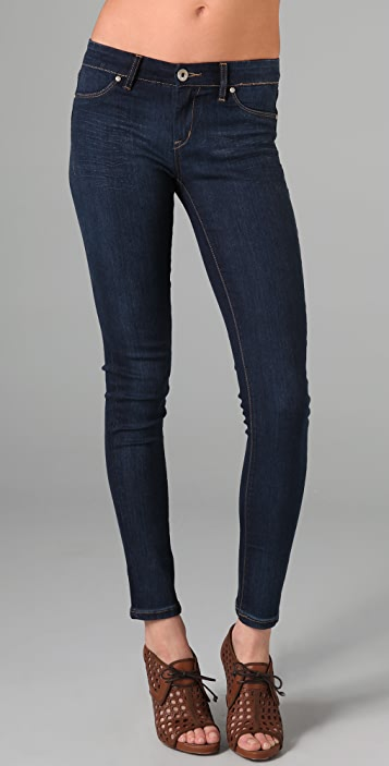 Blank Denim Super Stretch Skinny Jeans