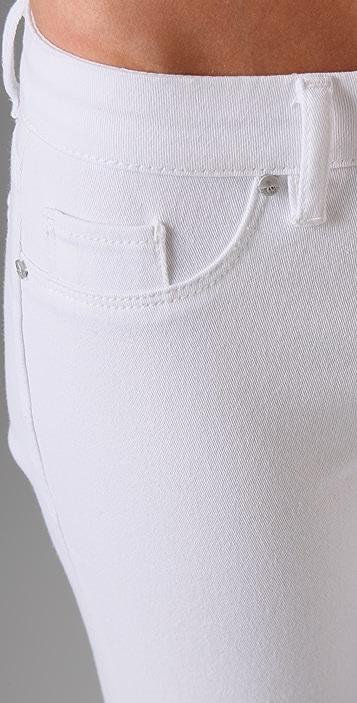 Blank Denim White Bell Bottom Jeans