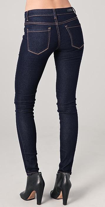 Blank Denim Super Stretch Ankle Skinny Jeans