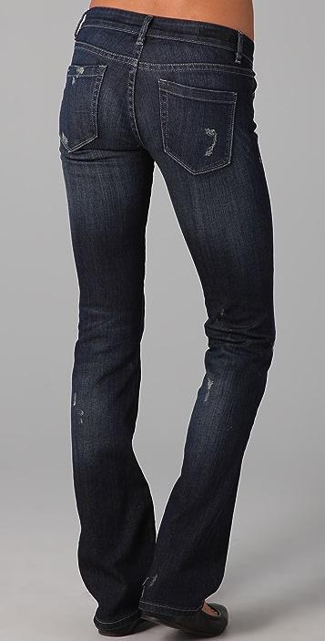 Blank Denim Slim Boot Cut Jeans
