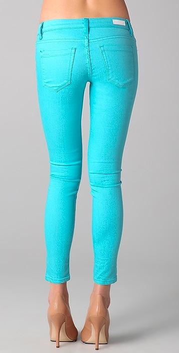 Blank Denim Ankle Skinny Jeans