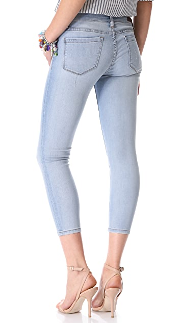Blank Denim Jump Start Capri Jeans