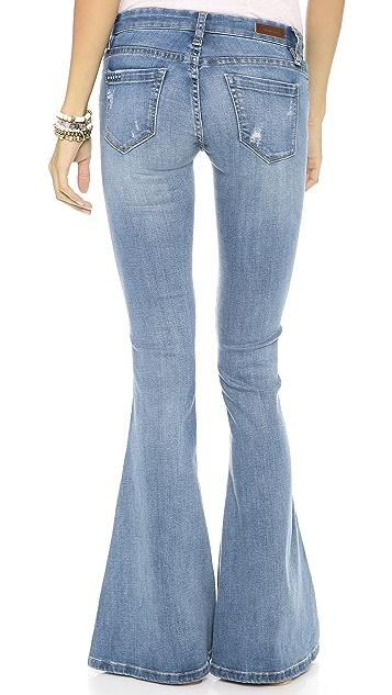 Blank Denim Bell Bottom Jeans