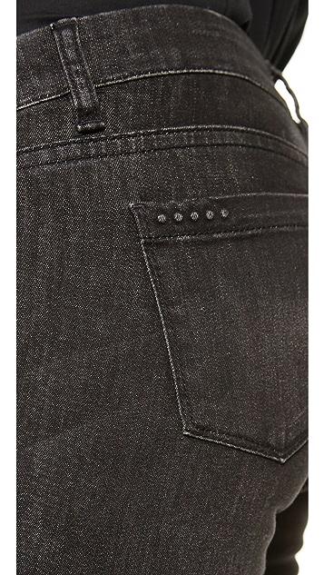 Blank Denim Двухцветные джинсы-скинни