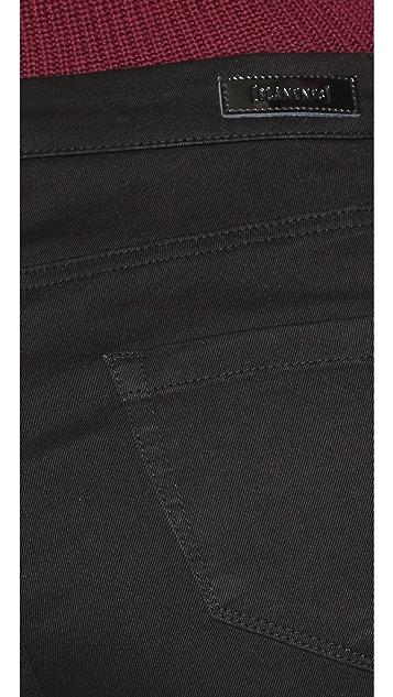 Blank Denim High Rise Flare Jeans
