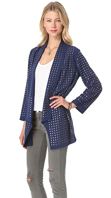 Blaque Label Long Studded Jacket