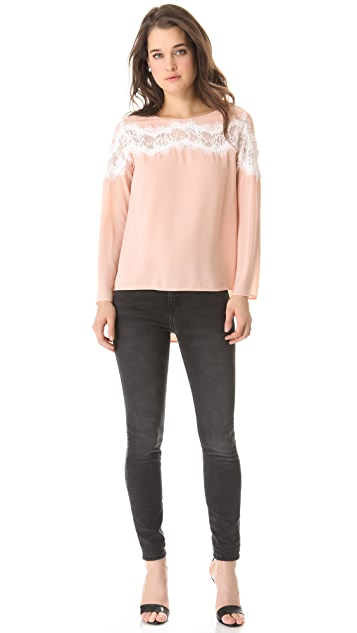 Blaque Label Long Sleeve Top