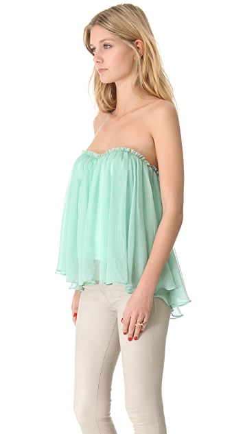 Blaque Label Strapless Top