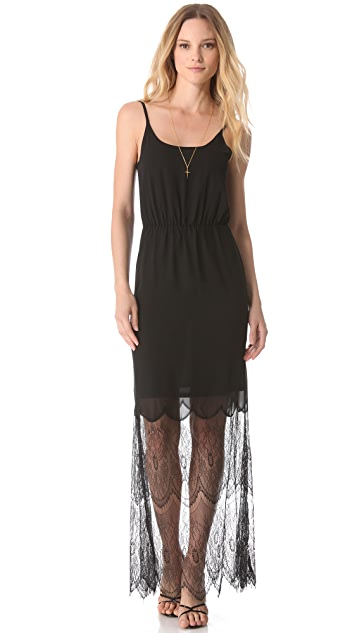Blaque Label Sleeveless Maxi Dress