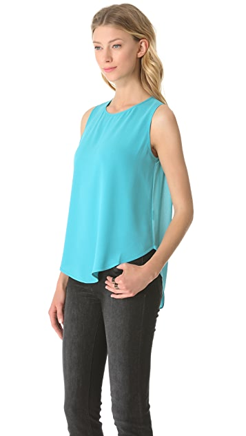 Blaque Label Sleeveless Blouse