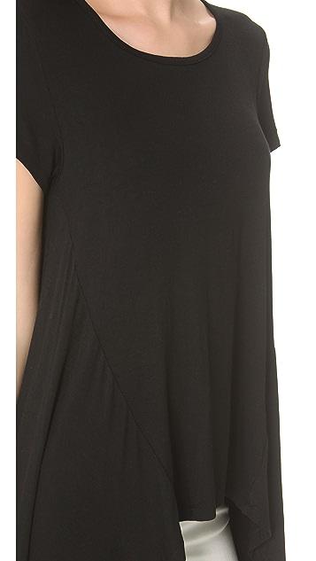 Blaque Label Short Sleeve Maxi Top