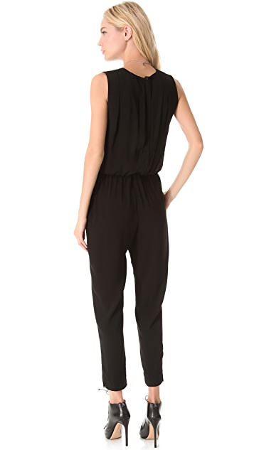 Blaque Label Sleeveless Jumpsuit