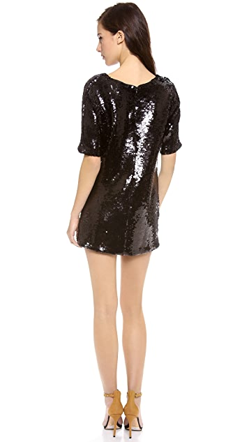 Blaque Label Sequin Dress