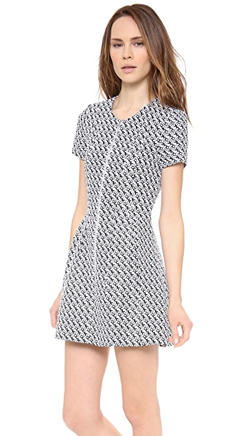 Blaque Label Short Sleeve Dress