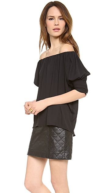 Blaque Label Off the Shoulder Top