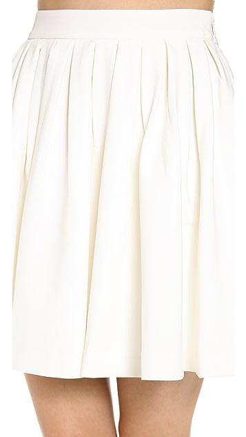 Blaque Label Pleated Skirt