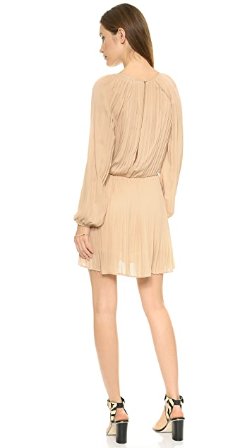 Blaque Label Pleated Dress