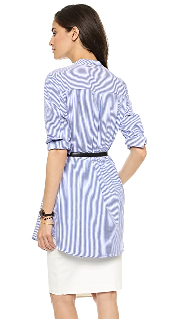 Blaque Label Striped Tunic Blouse