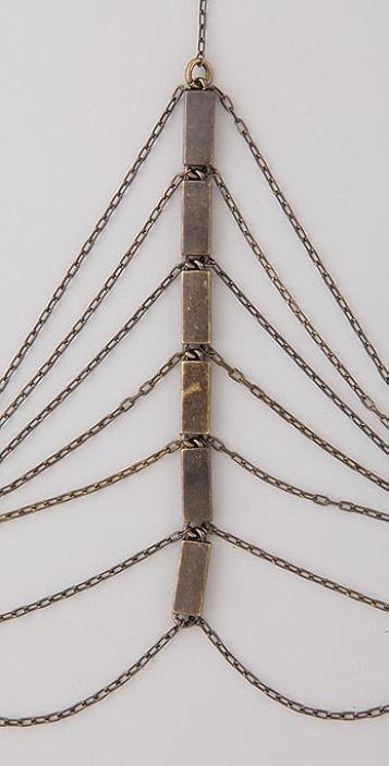 Bliss Lau Art Deco Chrysler Bracelet