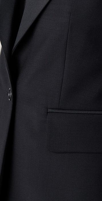 BLK DNM Tux Jacket